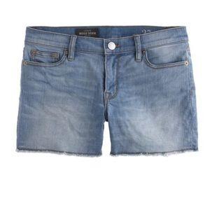 J. Crew - Denim Shorts in Bradbury Wash